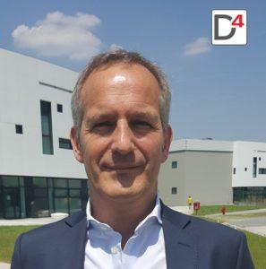 Emmanuel Becker, country manager, DATA4