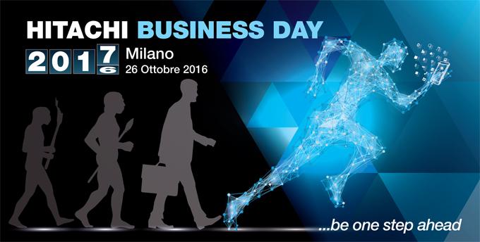 Hitachi Business Day 2017