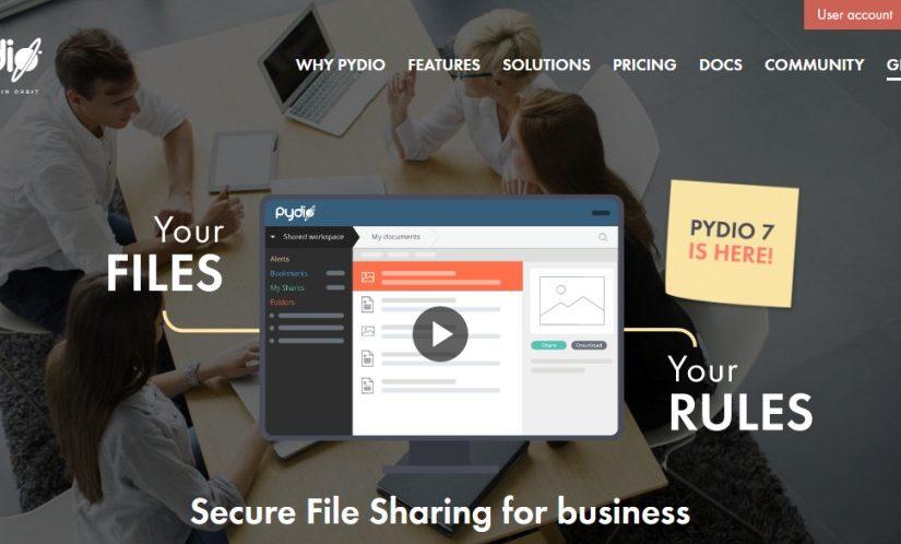 Pydio 7: soluzione enterprise di condivisione dei file con possibilità open source